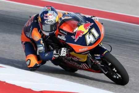 Brad Binder Moto3 Motogp 2016 Gp Americas