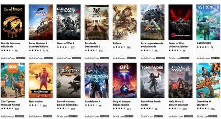 Xbox Game Pass para PC es ya una realidad: estos son los títulos disponibles en el momento de su lanzamiento