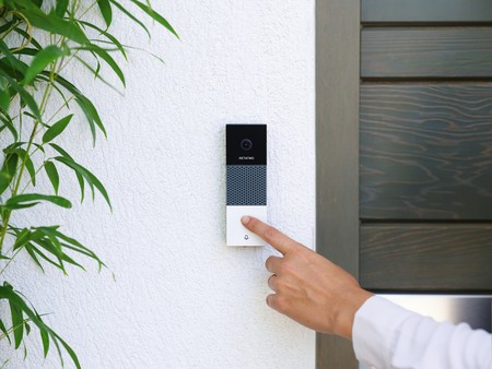 Doorbell Hand Web Hd