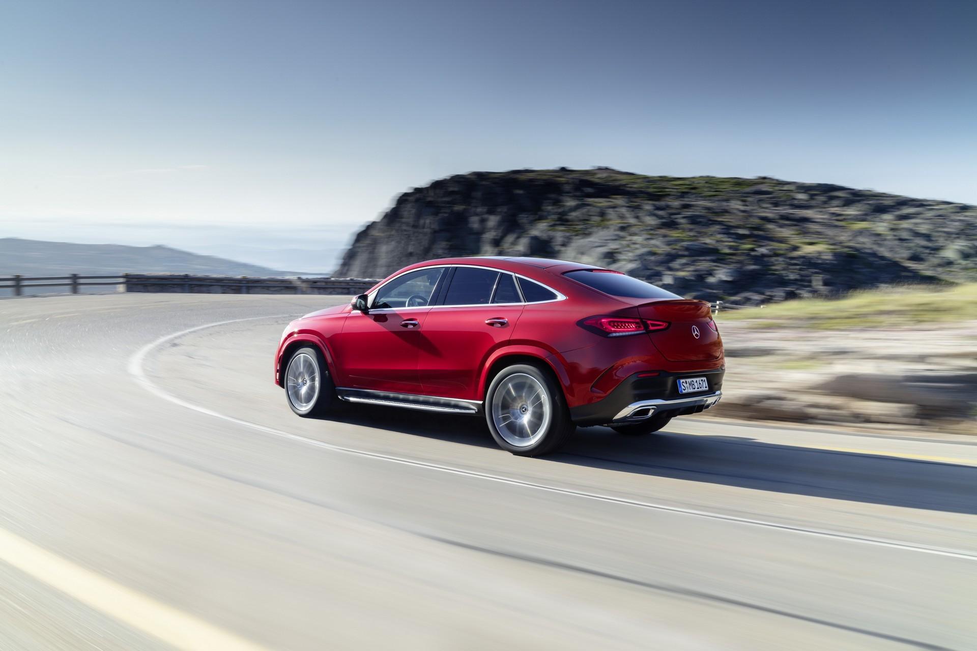 Foto de Mercedes-Benz GLE Coupé 2020 (4/52)