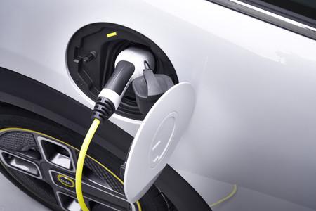 MINI Electric toma de carga