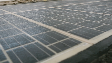 Paneles Solares Carretera