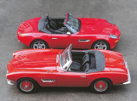 BMW Z8 y BMW 507