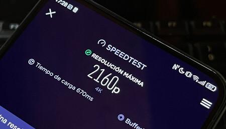 Con este test de velocidad sabrás si tu conexión soporta streaming en 4K