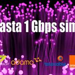 ¿Cuáles son las conexiones de fibra más rápidas de España? El giga simétrico verá la luz en 2017
