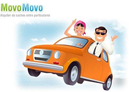 MovoMovo, una red social para alquiler de coches entre particulares