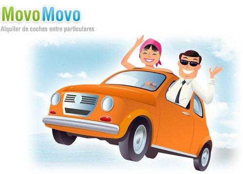 Movomovo una red social para alquiler de coches entre for Alquiler particulares