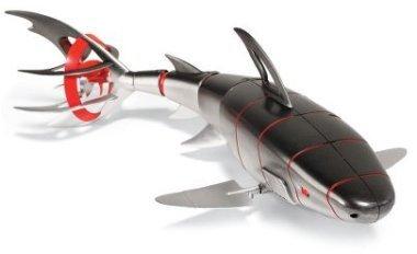 Un tiburón radio-control