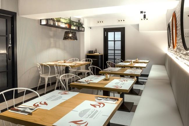 Restaurante Aviburger En Madrid 15