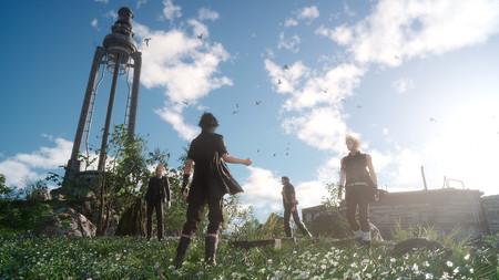 Esto es todo lo que incluye el parche de lanzamiento de Final Fantasy XV