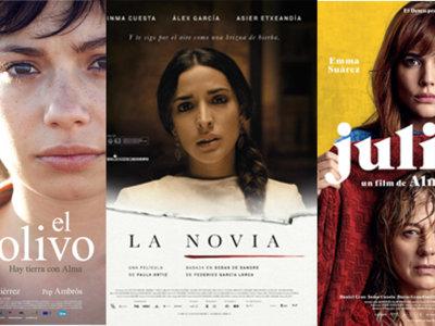 Almodóvar, Ortiz y Bollaín, candidatos españoles para los Oscar 2017