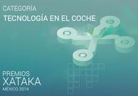 Mejor tecnología en el coche, vota por tu preferida para los Premios Xataka México 2014
