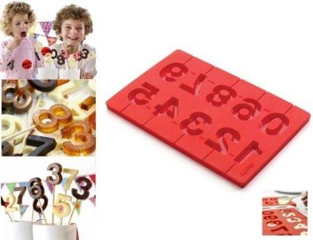 Piruletas de caramelo, hazlas en tu casa con este molde de Lékué