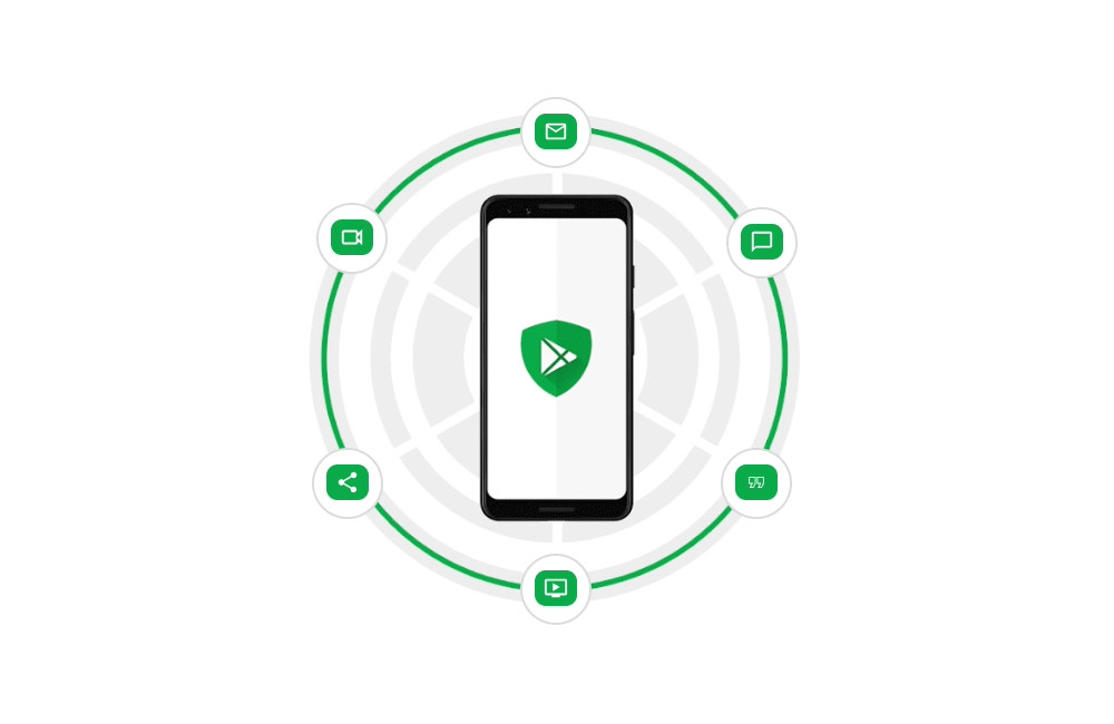 Google Play Protect: these are their latest developments to make our mobile phones more secure