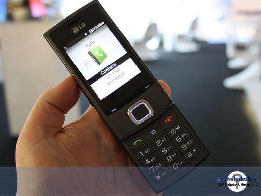Foto de Los nuevos 5 móviles de LG presentados en Marzo de 2010 (9/11)