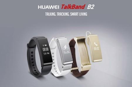 Huawei TalkBand B2 llega a México
