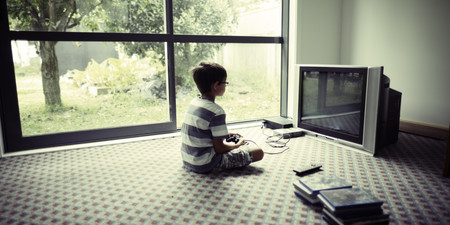 O Boy Playing Video Game Facebook