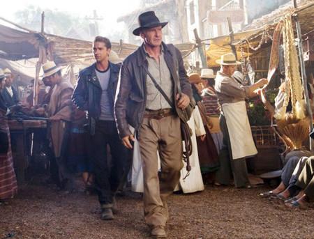 Perú aprovecha la última de Indiana Jones para promocionarse