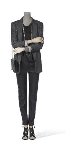 Vestidos de fiesta de Massimo Dutti, bolso