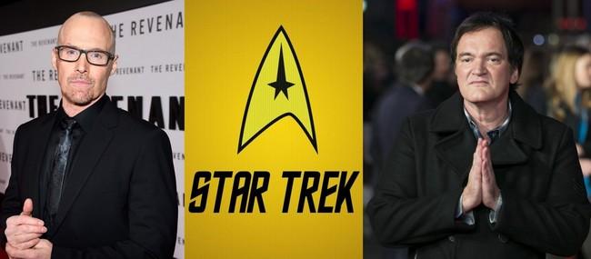 Mark L. Smith y Quentin Tarantino