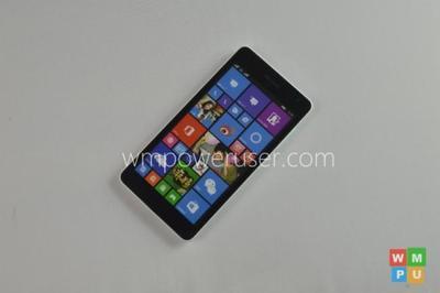 Nuevas imágenes del Microsoft Lumia 535 que se presentaría mañana