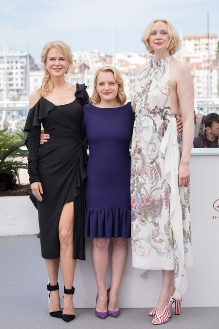 Gwendoline Christie mide 1,91 metros y no va a pedir perdón por llevar tacones, claro que no