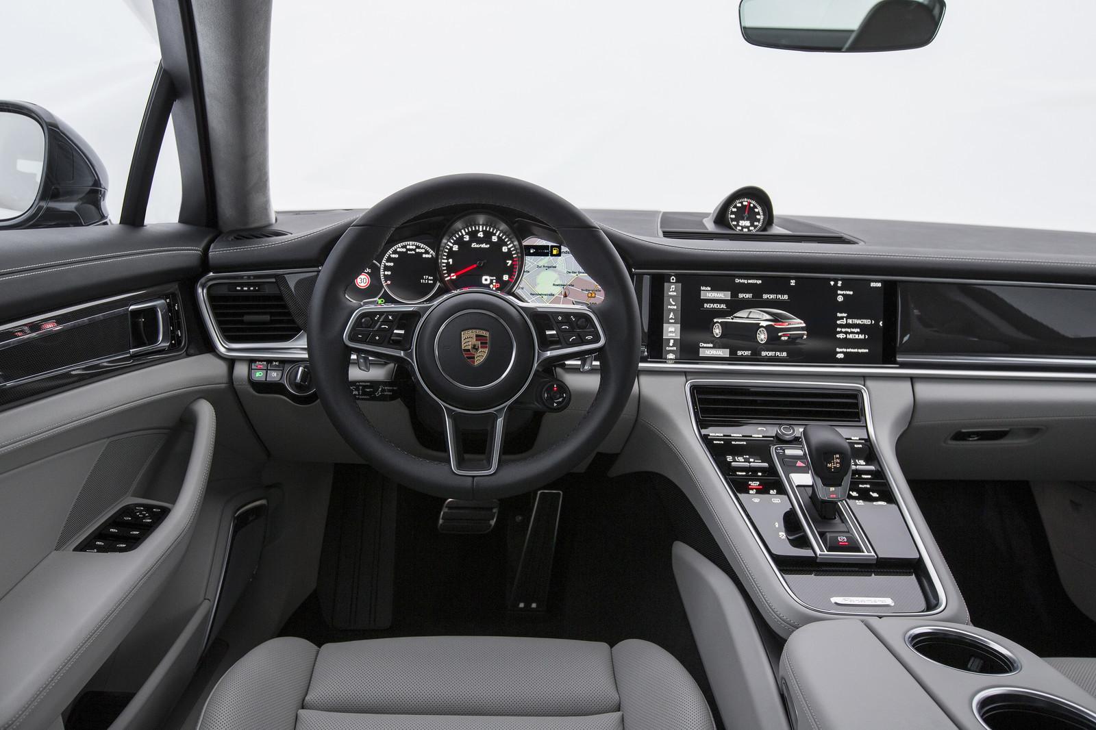 Foto de Porsche Panamera 2017 (55/130)