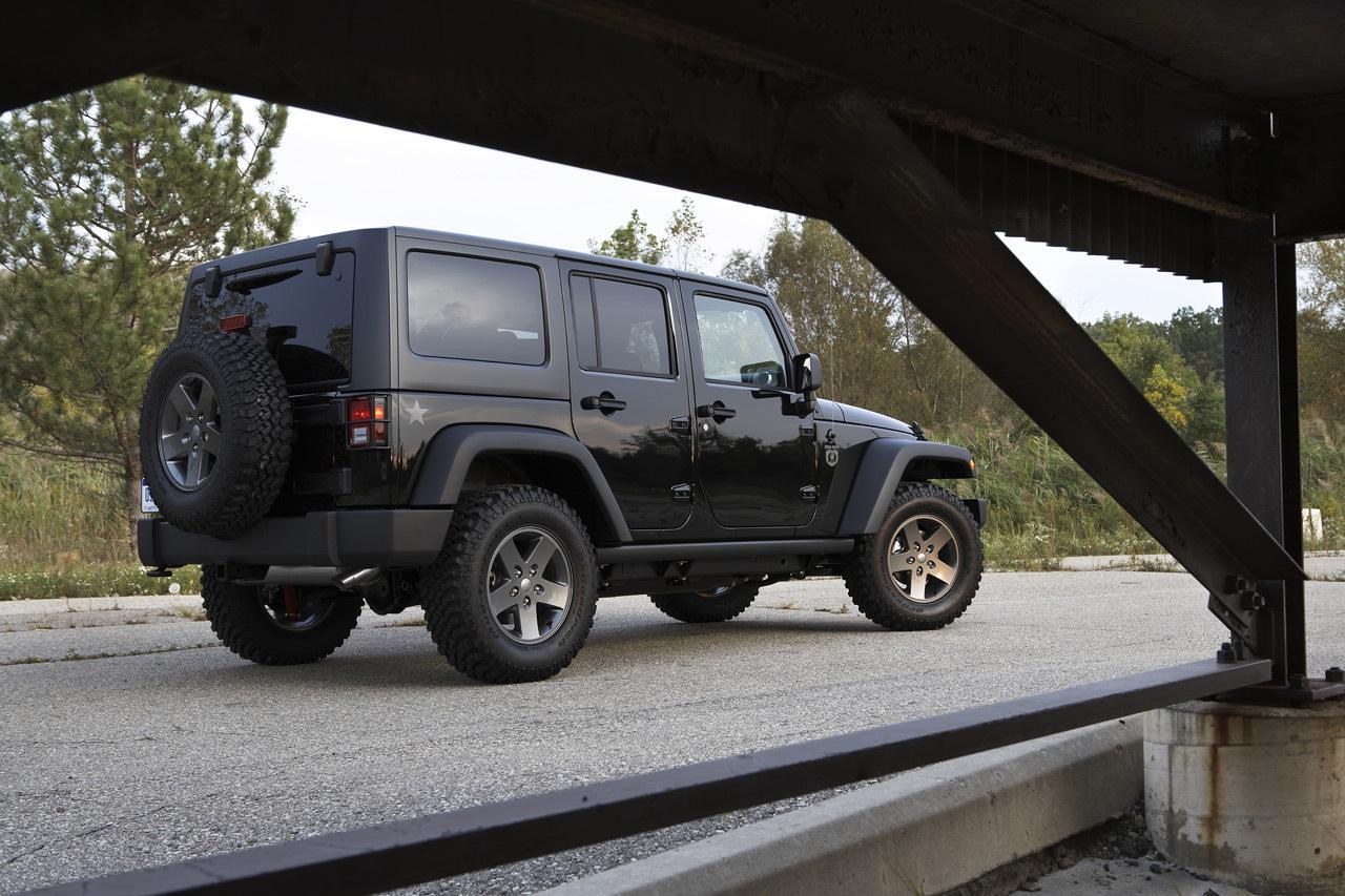 Foto de 2011 Jeep Wrangler Call of Duty: Black Ops Edition (3/3)