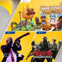 Overcooked: All You Can Eat y Predator: Hunting Grounds entre los juegos de PlayStation Plus de septiembre de 2021