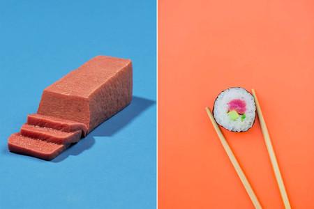 Tras la carne de mentira, llega el sushi falso: la última tendencia en alimentación vegana