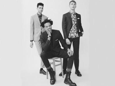 Topman y Casely-Hayford llevan el espíritu tailoring británico a otro nivel en una colaboración única
