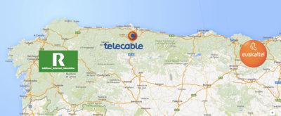 Euskaltel, R y Telecable unidas, ¿un nuevo competidor o solo una unión con fines de escaparate?