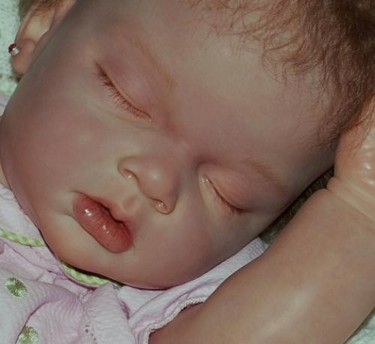 Parecen bebés pero no son reales: reborn