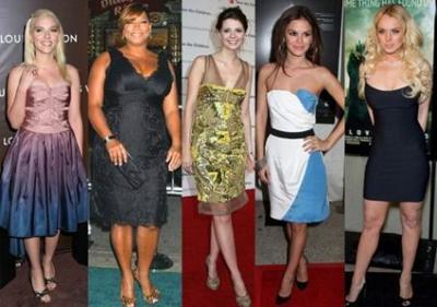 Un vestido para cada tipo de cuerpo