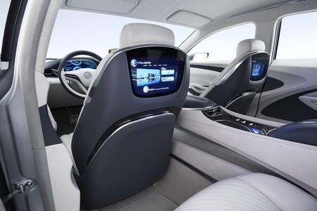Buick Avenir Concept - interior