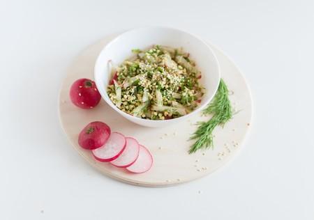 Buckwheat Dinner Dish 69482