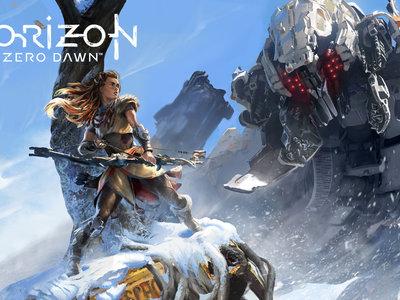 Horizon Zero: Dawn recibirá un parche de lanzamiento que ocupará 250 MB
