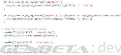 Compro, luego existo, ¿de dónde es este código?