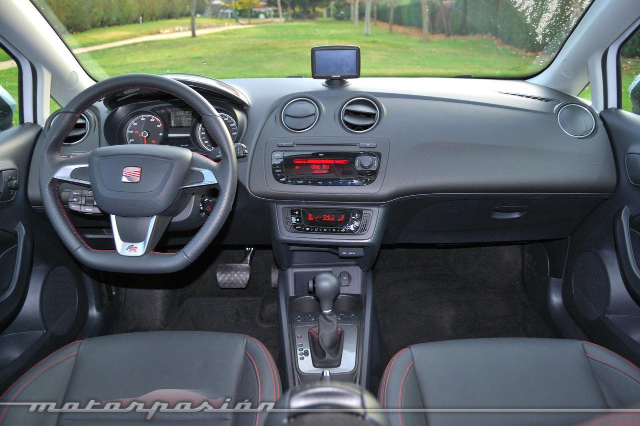 Foto de SEAT Ibiza 1.2 TSI FR (prueba) (30/33)