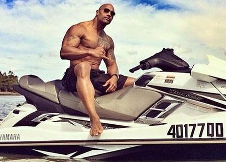 Dwayne Johnson protagonizará 'Los vigilantes de la playa'