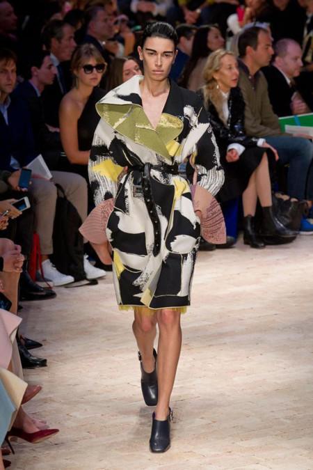 Celine Primavera-Verano 2014 Semana de la Moda de Paris -3