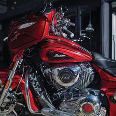 Foto 21 de 26 de la galería indian-motorcycle-chieftain-elite-2017 en Motorpasion Moto