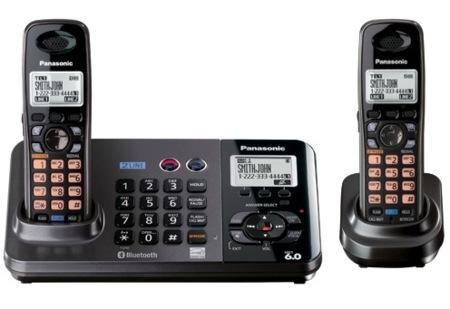Panasonic KX-TG9382T comparte la agenda de contactos con el móvil