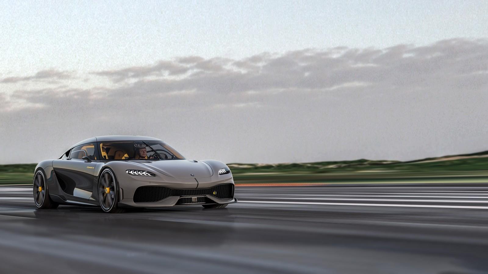 Foto de Koenigsegg Gemera (8/8)