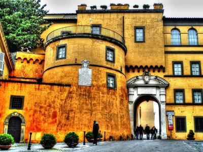 Podrás visitar Castel Gandolfo y sentirte como un Papa