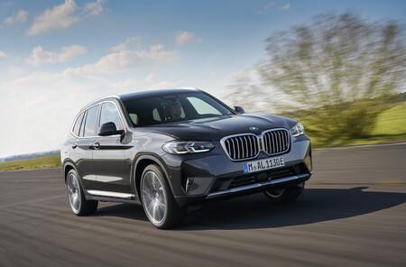 El BMW X3 2022 se sacude los años con nuevo rostro, más tecnología y apuesta por la electrificación