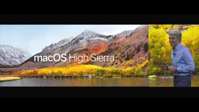 Novedades De Macos High Sierra