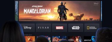 Ahorra dos meses con la suscripción anual de Disney+ y disfruta del universo Disney, Pixar, Marvel, Star Wars y más por 69 euros