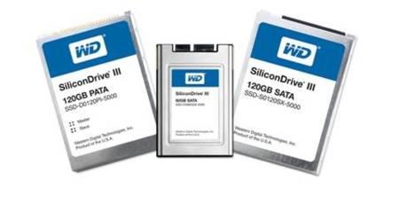 WD SiliconDrive III, ya llegan los primeros SSD de Western Digital