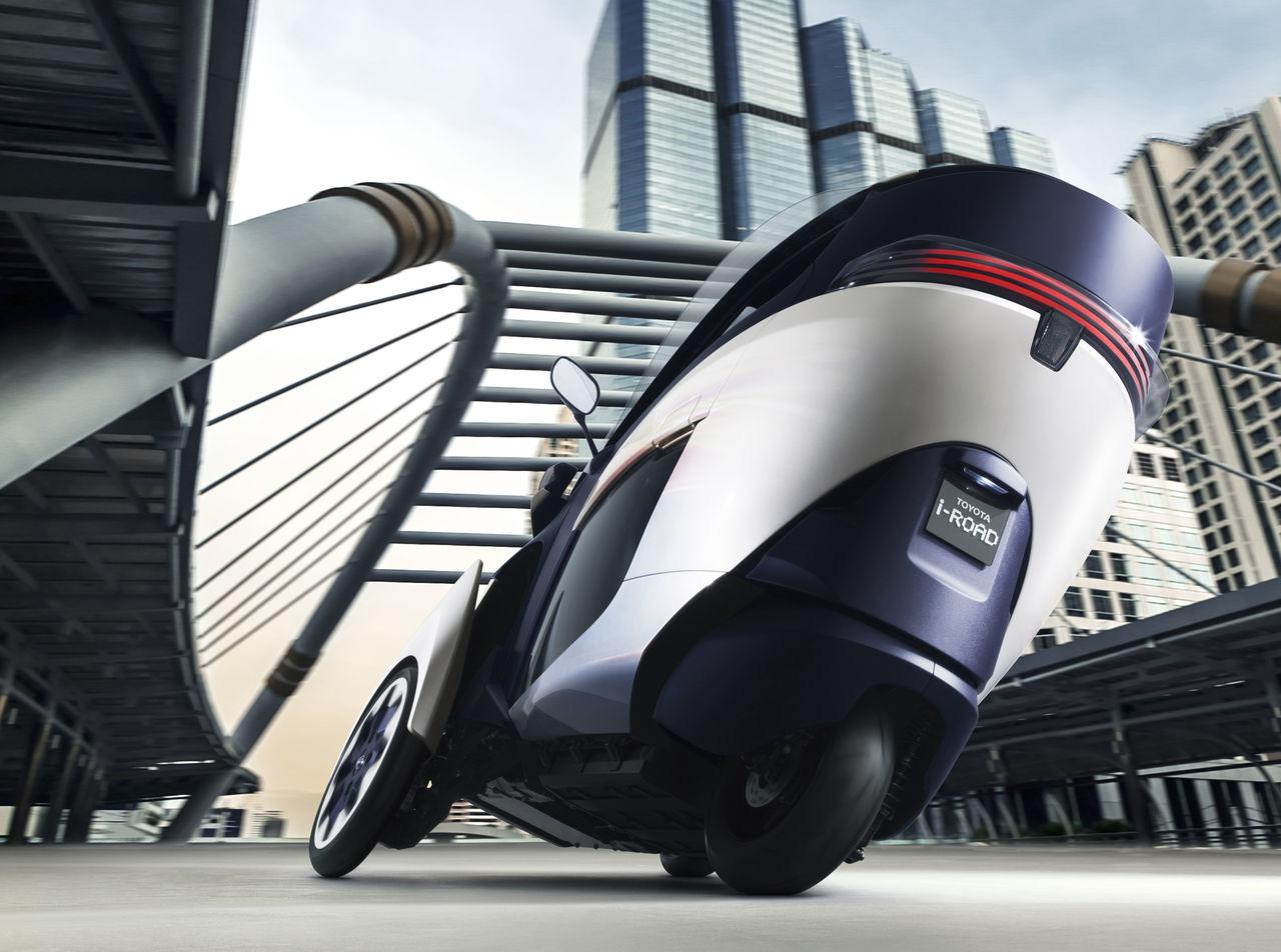 Toyota i-Road (prototipo)